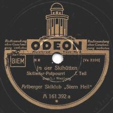 """78er Skilieder Arlberger Skiclub Stern Heil """"In der Skihütten"""""""