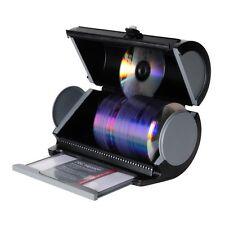 80 CD DVD Disc Storage Holder Organizer Case Movies Xbox Playstation Games Music
