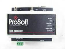 Prosoft Radiolinx Wireless Modem Ethernet Rs 232 075 003000 Good Shape