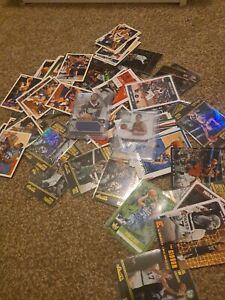 Panini Fleer Basketball Card bulk 100 cards Stars Rookies patch Auto Hoops 90s