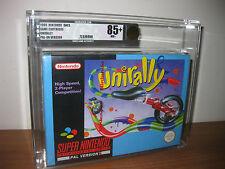 Unirally VGA 85+ Super Nintendo - SNES Factory Sealed Brand New
