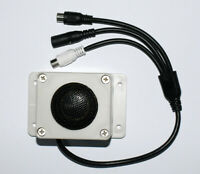 New Microphone Speaker in ONE Device Interphone For Security IP Camera Outdoor
