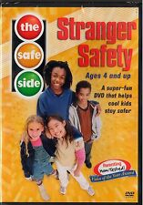 The Safe Side - Stranger Safety (DVD, 2005) Instructional Children's safety