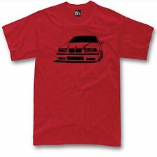 Tshirt for BMW E36 fans Classic M3 320 325 E36 t-shirt