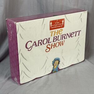 The Carol Burnett Show Ultimate Collection 22-Disc DVD Time-Life Box Set w/ Book