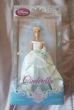 "Disney ONCE UPON A WEDDING RARE Cendrillon Princesse 12"" doll in box 2011"