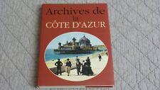 ARCHIVES DE LA COTE D'AZUR / JACQUES BORGÉ ET NICOLAS VIASNOFF / 1994