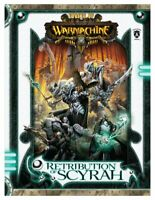 WARMACHINE Manual - Retribution of Scyrah - 9781933362489 - Softback ENG
