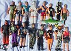 "Set of 4 different Action Man 12"" figures - Multi Listing - New Stock Added"