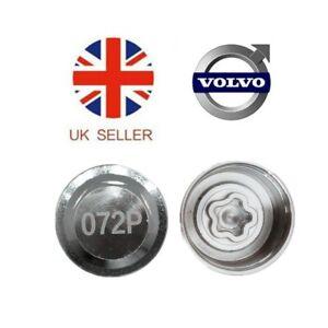 Volvo Locking Wheel Nut Key Code 072P