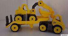 BIG 800055805 Power Worker Mini Transporter und Bagger
