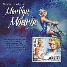 Guinea Bissau 2012 Stamp, GUI1231B 50e Ann de Marilyn Monroe 1926-1962 S/S