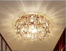 * 3W Crystal Brown Spot Lighting Balcony Lampshade Led Ceiling Light Lighting
