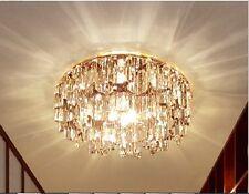 * 3W Crystal Brown Spot Lighting Balcony Lampshade LED Ceiling Light Lighting