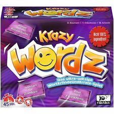 Errate Spiel Krazy Wordz Brettspiel Kinder Partyspiel Witzige Wörter Erfinden