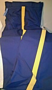US Army Women's ASU  Dress Blues Service Braided Trousers/Pants/Slacks Size 22WR