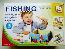 """Wooden Puzzle """"Fishing in the ocean"""", 3+"""