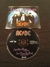 AC/DC Promo Music CDs & DVDs