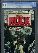 Our Army at War #264 CGC 9.6 (1974) Sgt. Rock Mass Pedigree Heath Kubert Highest