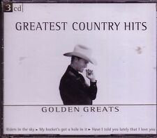 Greatest Country Hits GOLDEN GREATS 3CD Classic 50s ERNEST TUBB SONS OF PIONEERS