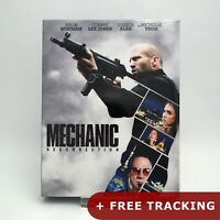 Mechanic : Resurrection .Blu-ray Limited Edition / NOVA