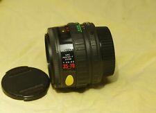 SMC Pentax F 35-70/3,5-4,5 MACRO autofocus zoomlens