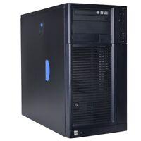 Intel SC5650HCBRP Xeon E5620 Quad Core Server System 6GB Dual GbLAN & RAID