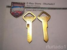 Key Blanks For Vintage Ford (American) 1952 to 1954 ignition/doors  (1127)