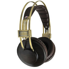Official Royal Air Force Vintage Aviator Headphones - War Time Style Boxed New