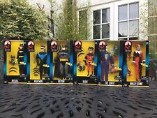 "BATMAN ANIMATED SERIES 12"" ACTION FIGURES KENNER/HASBRO"