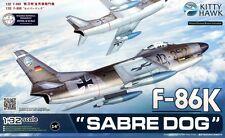 "Kitty Hawk 1/32 32008 F-86K ""Sabre Dog"""