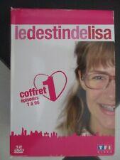 LE DESTIN DE LISA COFFRET 1 12 DVD EPISODES 1 à 96