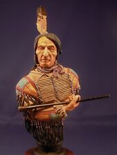 1/9 Scale Bust Oglala Sioux Red Cloud  Pro Painted