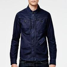 VESTE JACKET HOMME G-STAR RAW RADAR ZIP OVERSHIRT SIZE S VALEUR 130€