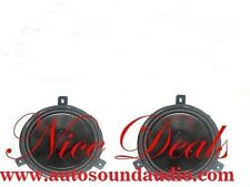 Dodge Durango w/ infinity door (2) speaker replacement  2000 2001 2002 2003