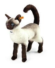 STEIFF EAN 037498 Kiki siamese cat masterpiece Brand New