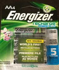 Energizer AA 4pack Recharge Power Plus