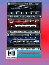 Roland NordLead Korg Yamaha For Kontakt. Over 1900 nki sounds.
