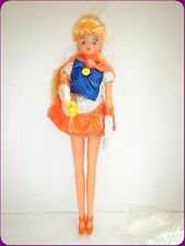 VINTAGE Sailor Moon Sailor Team Sailor Venus  27 cm Bandai 1993