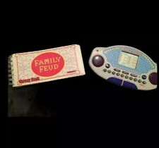 Family Feud Instruction Booklet Handheld Electronic Game Works