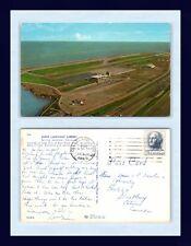 AVIATION CLEVELAND BURKE AIRPORT NOV 1965 TO O.R. NEWTON, STRATHROY, ONTARIO