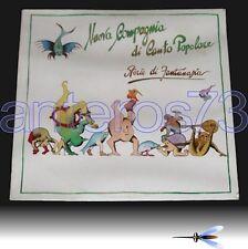 NUOVA COMPAGNIA DI CANTO POPOLARE NCCP LP ITALIAN PROG