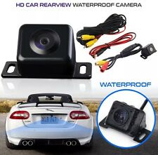 Waterproof Wide Night Vision HD Car Reverse Parking Camera Rear View Sensor NEW