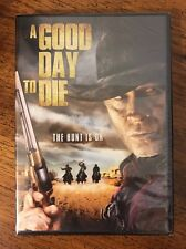 A Good Day To Die DVD Connor Trinner