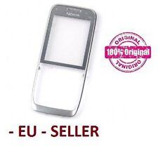 Original Nokia E52 Cover Oberschale Gehäuse Frontcover silber