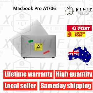 "For MacBook Pro Retina 13"" A1706 A1708 2016 2017 Full LCD Screen Assembly"