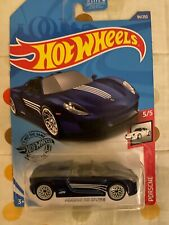 Hot Wheels Super Treasure Hunt Porche 918 Spyder