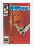 Marvel Comics The Defenders #130 VF 1984