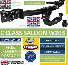 Flange Towbar for Mercedes C Class Saloon (W203) Sept 2000 to Spring 2007 TM874
