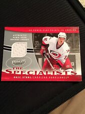 2006-07 UD Power Play Eric Staal The Specialists Jersey